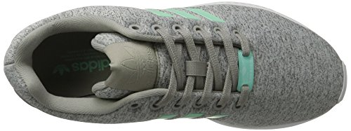Zx Gris Mujer Zapatillas Grey White Flux easy ftwr Mint De Adidas Casa medium Heather dSFYqdW