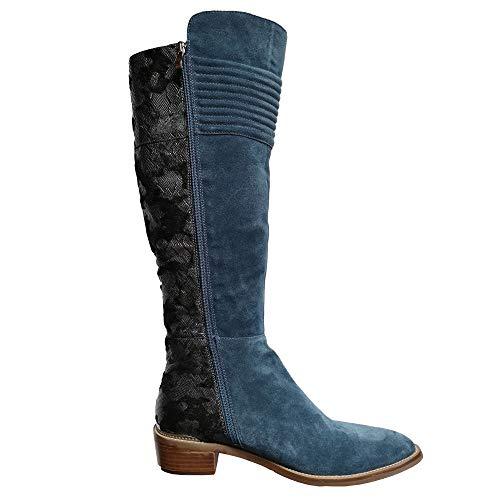 Pena Bottes Femme 409 en Bleu Alma I851qzwz