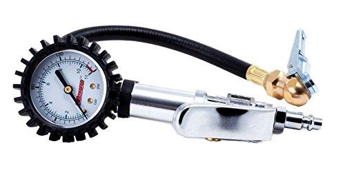 Kleinn Air Horns 59830 Tire Inflator with Gauge And Pressure Relief by Kleinn Air Horns