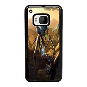 HTC One M9 Cell Phone Case Black starcraft ii legacy of the void 3 YT3RN2564239