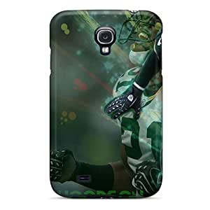 Durable Case For The Galaxy S4- Eco-friendly Retail Packaging(green Bay Packers)