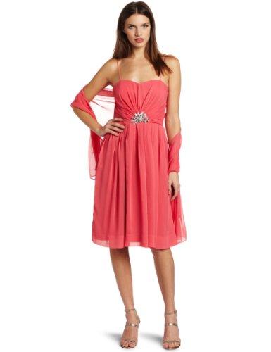 Eliza J Women's Shashy Chiffon Dress