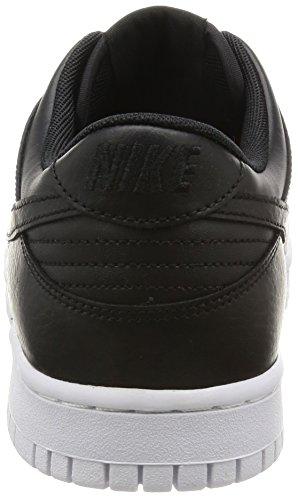 Nike Hombre Dunk Low Zapatos de Baloncesto black white 003