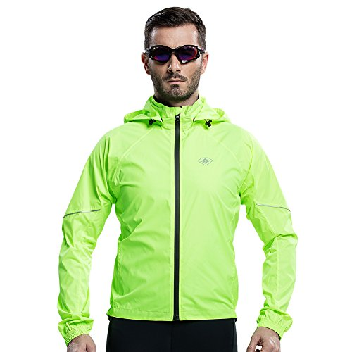 Santic Windproof Protection Cycling Jacket product image