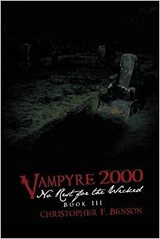Descargar En Utorrent Vampyre 2000: No Rest For The Wicked: Book Iii Ebooks Epub