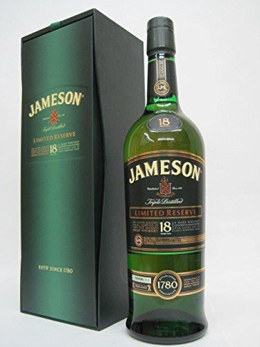ジェムソン 18年 リミテッドリザーヴ 40度 700ml B077QLRYY3