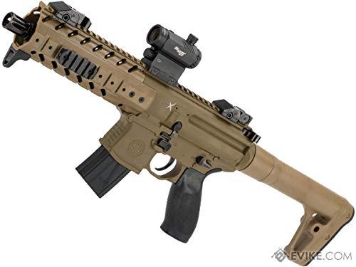 Sig Sauer MPX  177 Cal CO2 Powered SIG20R Red Dot Air Rifle