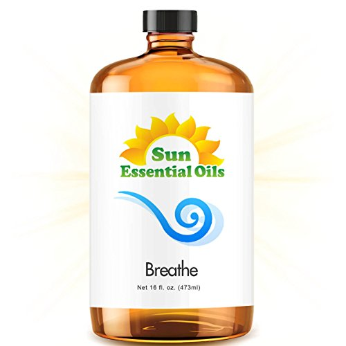 Breathe Blend - Mega 16oz Best Essential Oil