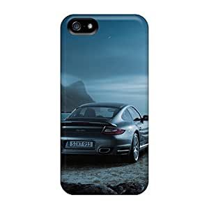 Slim Fit Tpu Protector Shock Absorbent Bumper 911 Turbo Case For Iphone 5/5s