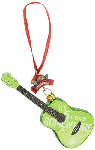 Department 56 Margaritaville Guitar Hanging Ornament