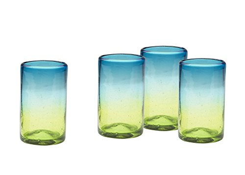 Amici Sonora Highball Glasses, 16 oz - Set of 4