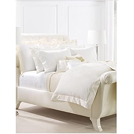 Penthouse Suite Coco De Mer Cream King Duvet Cover New