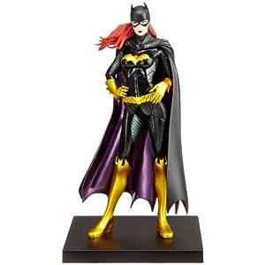 41rNBFkcZuL. SS300 Kotobukiya Batgirl ARTFX + Batgirl NEW52 (1/10 Scale PVC Figure)