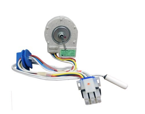 Kenmore ge refrigerator fan motor unia4009 fits udqt26ge4 for Ge refrigerator evaporator fan motor replacement