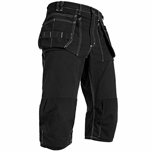 154013709900C46 Shorts ''Pirate'' Size 32/32 (Metric Size C46) IN Black