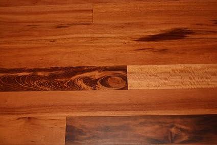 Kingsport Brazilian Tigerwood Natural 34 X 3 58 Exotic Solid