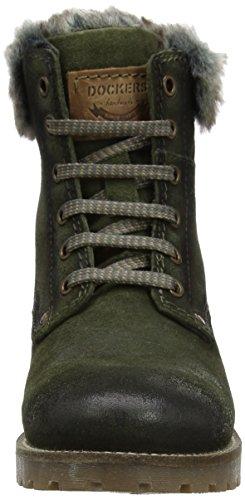 Dockers By Gerli Donne 41hl301-240 Desert Boots Green (verde Scuro)