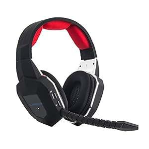 Amazon.com: HAMSWAN Gaming Headset 2.4GHz Wireless