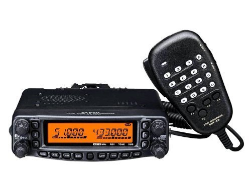 Band Ham (Yaesu Original FT-8900R 29/50/144/430 MHz Quad-Band FM Ham Radio Transceiver)