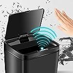 Shumo-Cubo-de-Basura-con-Sensor-AutomaTico-Inductivo-de-12L-de-Cocina-Hogar-Cubo-de-la-Basura-Almacenamiento-de-Basura-Basurero-Basura-BaO-Inteligente-A