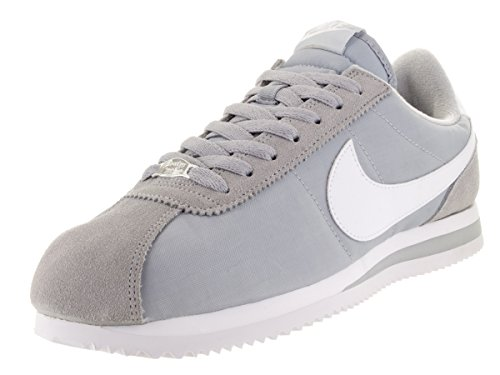 Nike Mens Low-Top Grey (Wolf Grey/White 010)