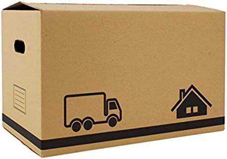 Confortime Caja Multiusos - Caja Mudanzas - Caja de cartón - Pack ...