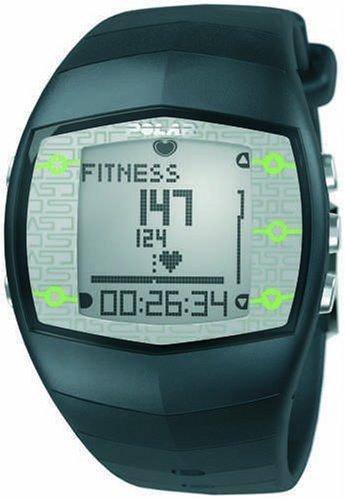 (Polar FT40 Men's Heart Rate Monitor Watch (Grey))