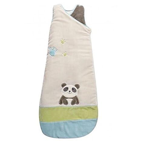 Domiva Pandi Panda saco de dormir para bebé, 70 cm, 0-6 meses otro Talla:70 cm/0-6 Mois: Amazon.es: Bebé