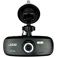 Free 16GB TF Card Car Black Box JSE® CDR-157 Car Dash Cam -1920*1080P FHD H.264 2.7 LCD Car Camera DVR Recorder G-Sensor Night Vision Motion Detection WDR 140° Wide Angle 4X Zoom - Authentic NT96650 + AR0330