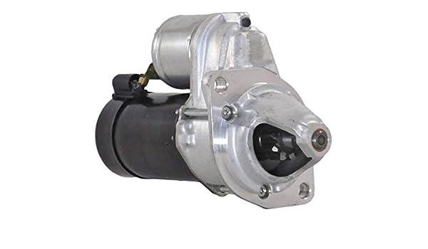 Nueva 12 V arranque Valeo 9T Motor Compatible con ruggerini 2 cilindro soldador 455636 186626 184456: Amazon.es: Coche y moto