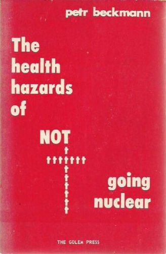 The Health Hazards of Not Going Nuclear