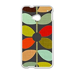 Leaves Design New Style High Quality Comstom Protective case cover For HTC M7