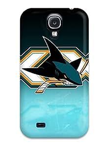 6822669K308117765 hockey nhl sharks san jose NHL Sports & Colleges fashionable Samsung Galaxy S4 cases