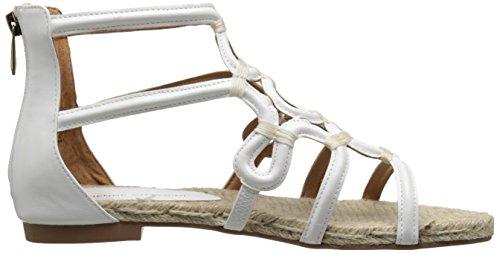 VITTADINI ADRIENNE Sandal Pablic Women Gladiator White Footwear vqOwd1