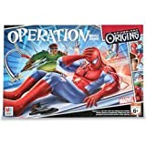 marvel origins game - Operation Game - Spider-Man Origins Edition