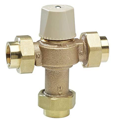 hot water heater mixing valve - 9