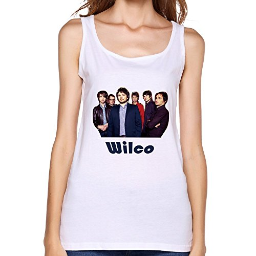 CXone Wilco Star Wars Tour Tank Top For Womens White L