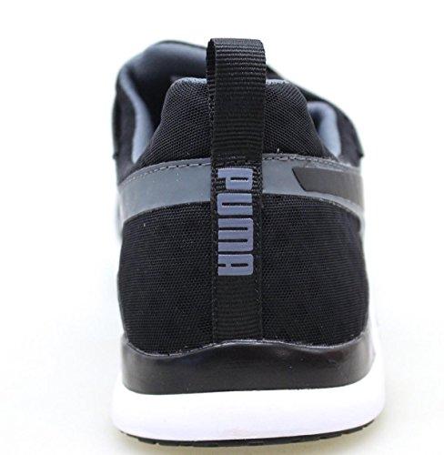 Puma , Chaussures de course pour homme blanc blanc/noir