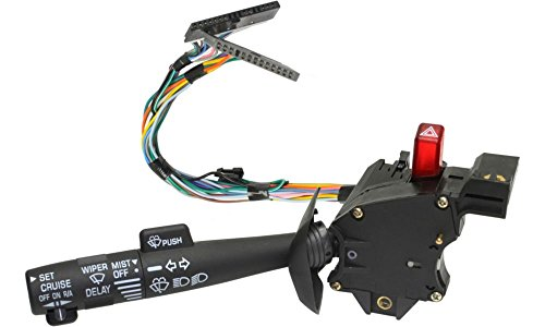 Turn Signal PT Auto Warehouse CBS-1133 Combination Switch Hazard Warning Switch Windshield Wiper