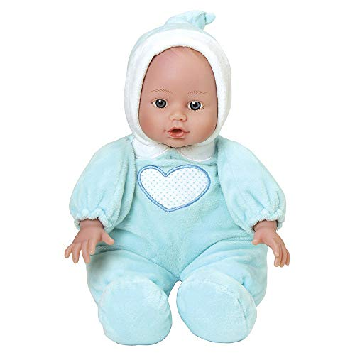 Adora Cuddle Baby Doll Blue 13 Boy Weighted Cuddly Washable Soft Snuggle