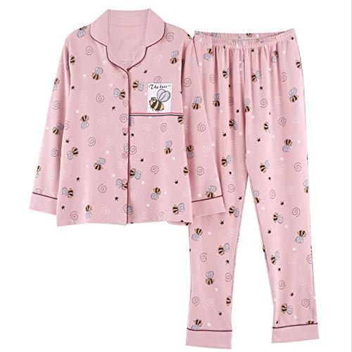 Casual In Pigiama Pigiami Casual Abbigliamento Cotone Medicazione Camicia Photo Color Notte Abbigliamento Pigiama Da Meaeo 7x4wqfRt