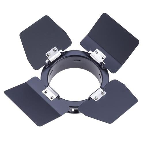 Flashpoint Barn Door Filter set for Budget Flash