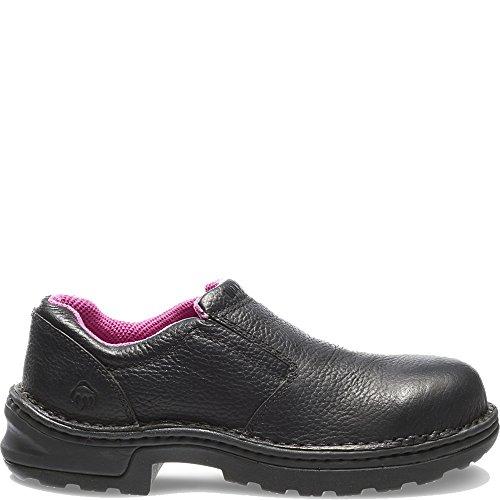 Wolverine Bailey Opanka Steel-Toe EH Slip-On Work Shoe -