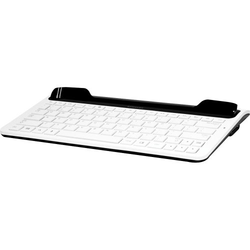Samsung ECR K14AWEGSTD Keyboard Galaxy White