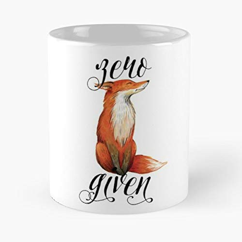 Zero Fox Given Coffee Mug Phone Case - 11 Oz Coffee Mugs Ceramic The Best Gift For Holidays, Item Use Daily (Best Phone For Corporate Use)