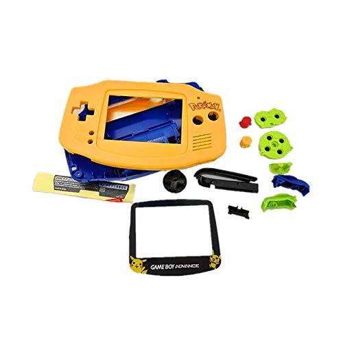 Environmental Housing - SHEAWA Hard Case Housing Replacement Kit for Nintendo Gameboy Advance GBA Console Case Shell