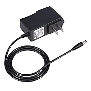 wall adapter power supply 9v dc 650ma electronics. Black Bedroom Furniture Sets. Home Design Ideas
