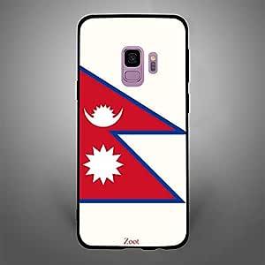 Samsung Galaxy S9 Nepal Flag