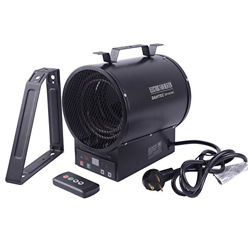 Dahtec Portable Hanging Wall Electric Forced Air Heater