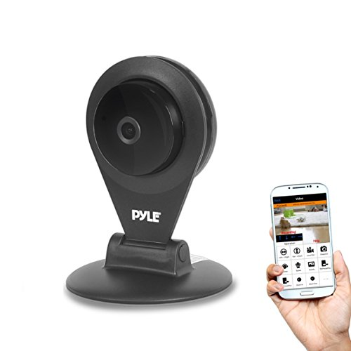 Pyle PIPCAMHD22BK Wireless Surveillance Microphone